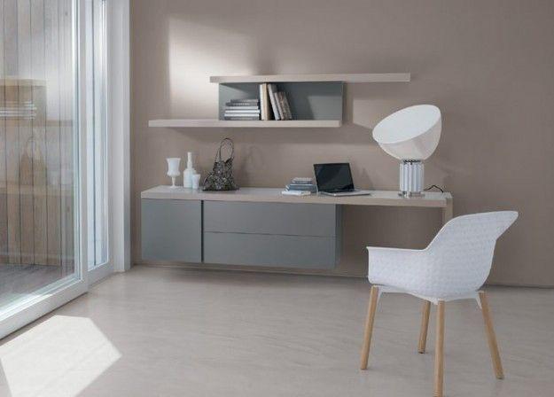 Scrivania Da Salotto: Mobile salotto con scrivania notteazzurrajesi ...