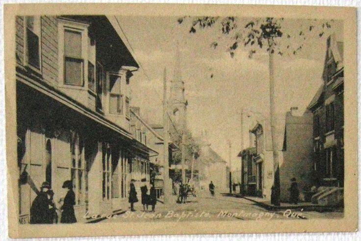 Le cœur de Saint-Thomas | la rue St-Jean-Baptiste. via Cap-aux-Diamants.