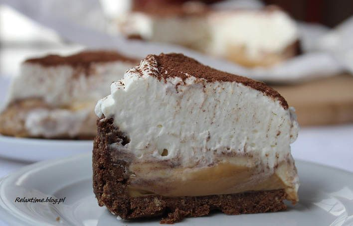 Banoffee pie | Relax Time