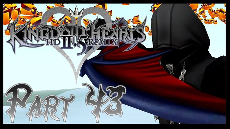 Kingdom Hearts - 2.5 HD Remix - Kingdom Hearts II Final Mix - Part 43 - ...