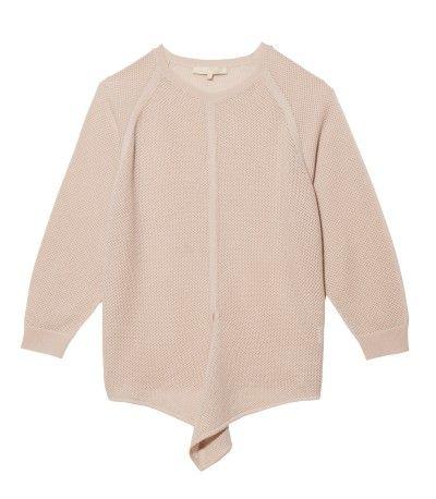 Vanessa BrunoTie Front Sweater