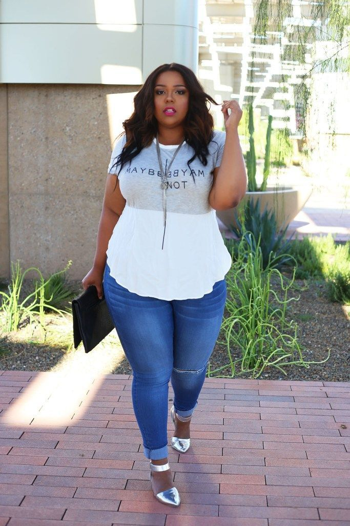 25  best ideas about Women's plus size jeans on Pinterest | Plus ...