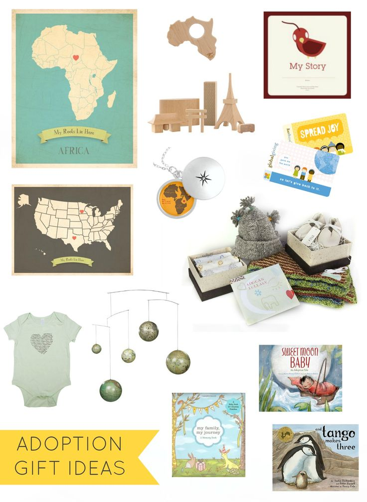 Adoption is such a wonderful andexcitingtime and should becelebratedas such. While most parents need the typical baby registry items for their adopted baby, we've found a handful of extra special gifts especially for celebrating adoption.