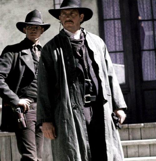 """Jimmy played Warren Earp in Kevin Costner's """"Wyatt Earp"""" (1994)"""