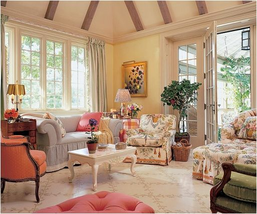 fascinating english style living room design | 842 best English Country, Cottage & Hunt Theme Decor ...