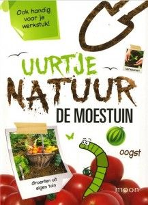 Uurtje natuur- de moestuin - leuk! #oogst #zaaien