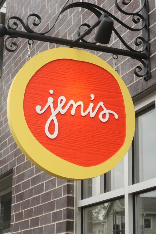 Jeni's Splendid Ice Creams - this ice cream shop is ALWAYS busy. It must have the most amazing ice cream. Check it out in East Nashville.