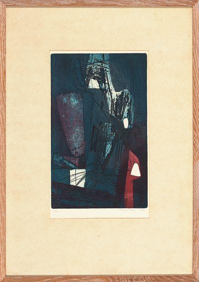 Inger Sitter, 1956