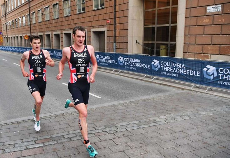 Alistair and Jonny Brownlee Country: Great Britain Sport: Triathlon The Brownlee family already has two Olympic medals from 2012: Alistair, 28, took home a gold medal while Jonny, 26, won bronze.