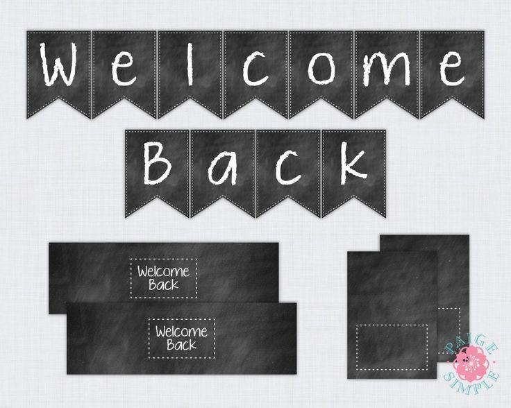 welcome back signs printable radiovkmtk