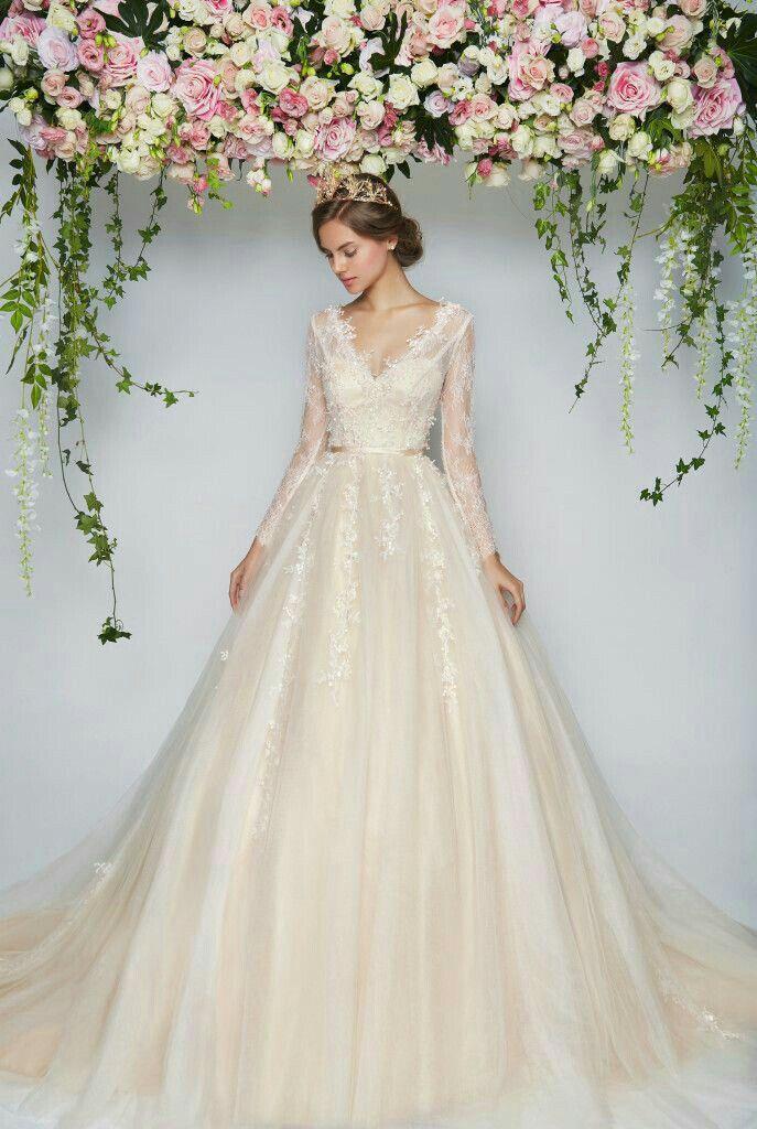 46 besten Bride Bilder auf Pinterest   Hochzeitskleider, Kleid ...