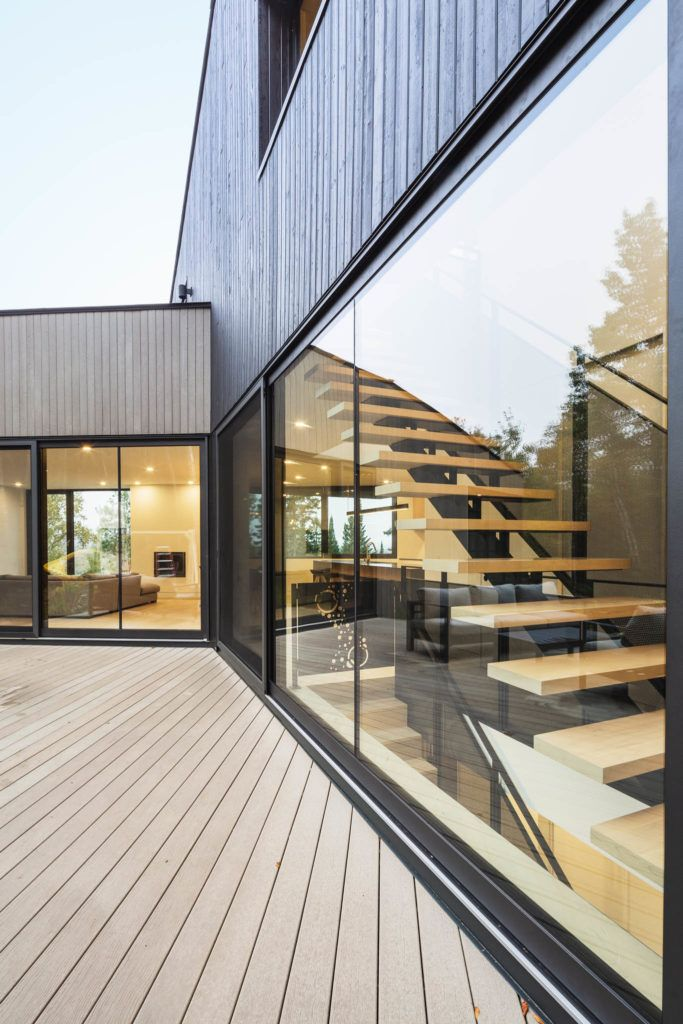 Open House By Xten Architecture Is An Ultra Modern Residential
