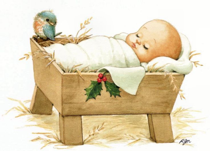 Baby Jesus in a Manger | Homeless Christmas? | 3-D Christianity