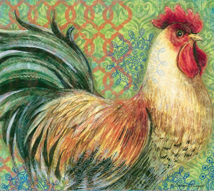 Lang March 2015 Desktop Wallpaper | Bohemian Rooster