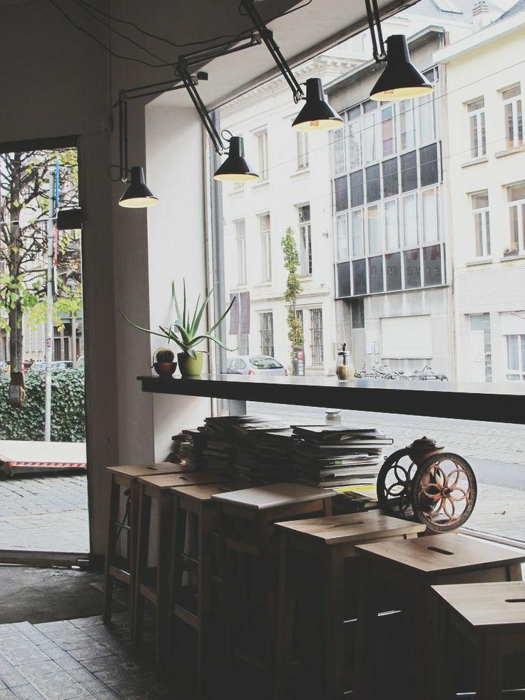normo coffee // antwerp