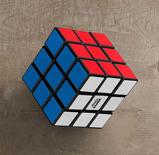 Rubik's CubeRestoration Hardware, Hardware Gadgets, Gift Ideas, Rubik Cubes, Catalog, Hardware Toys, Products, Christmas Gift, Ideas Secret