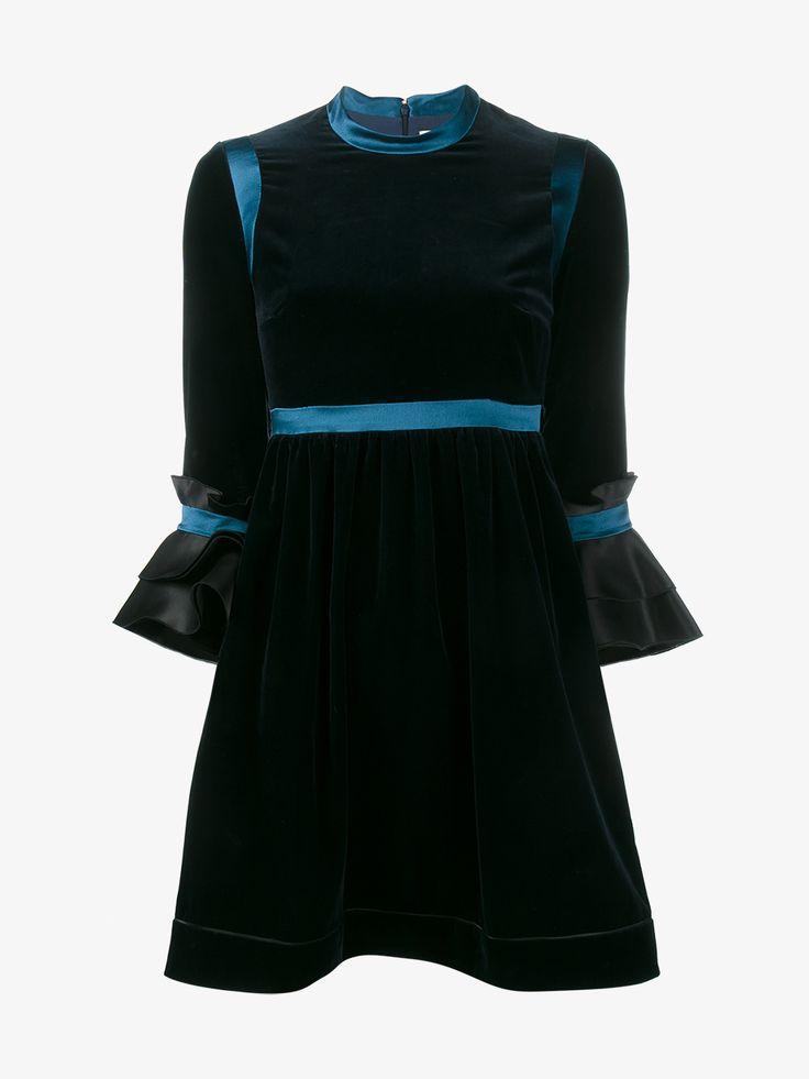 ROKSANDA | Neruda Velvet Dress | Womenswear | Browns Fashion