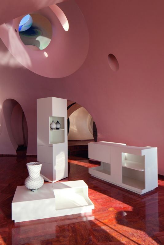 Atelier Pfister Collection 2012, Le Day furniture by Nicolas le Moigne