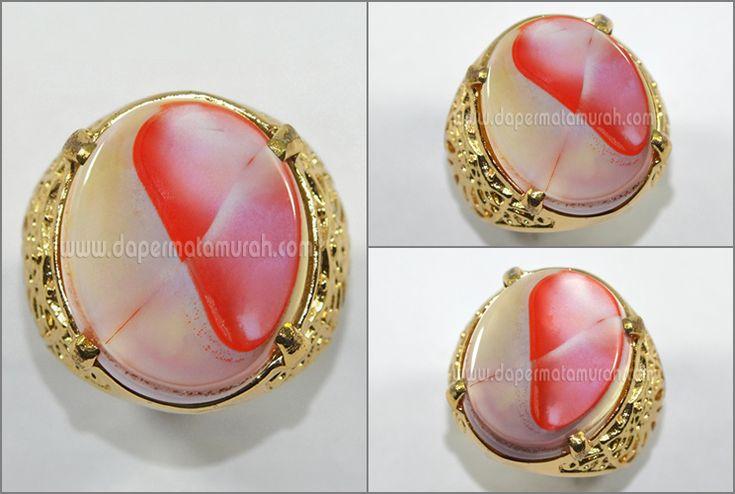 Batu Sulaiman Motif Sri Gunting - RAS 003