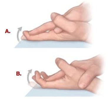 More OA exercises for hand pain