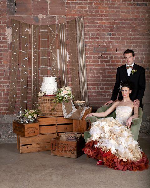 Rustic Elegant Barn Wedding Ideas: Elegant Rustic Wedding Ideas