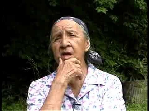 The Cherokee Language I can not tell you how many times I have watched this. <3