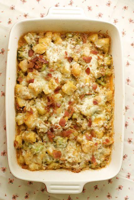 ... Cheese Casserole http://www.ovenloveblog.com/baked-potato-casserole