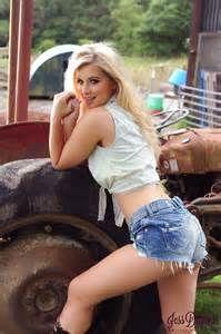 Pin by Matt Witt on Country Girls | Jessica davies ...