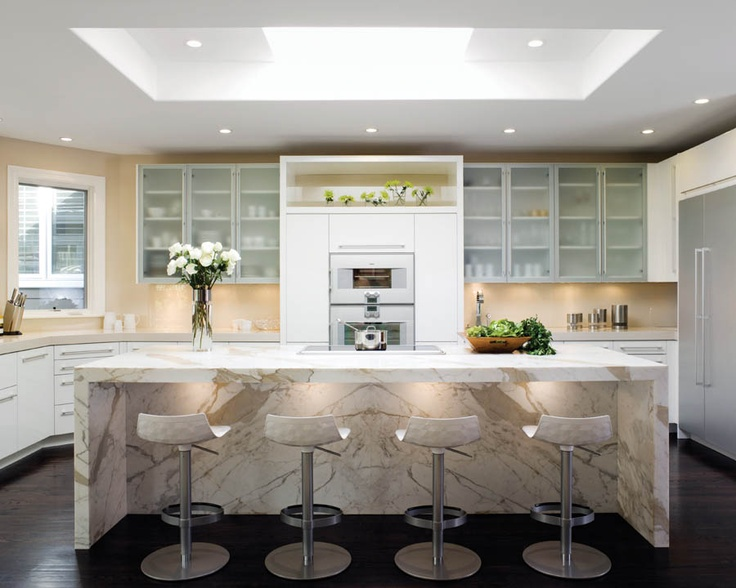 View This Great Contemporary Kitchen With Corian Counters U0026 Breakfast Bar  By Kimberly Larzelere. Discover U0026 Browse Thousands Of Other Home Design  Ideas On ...