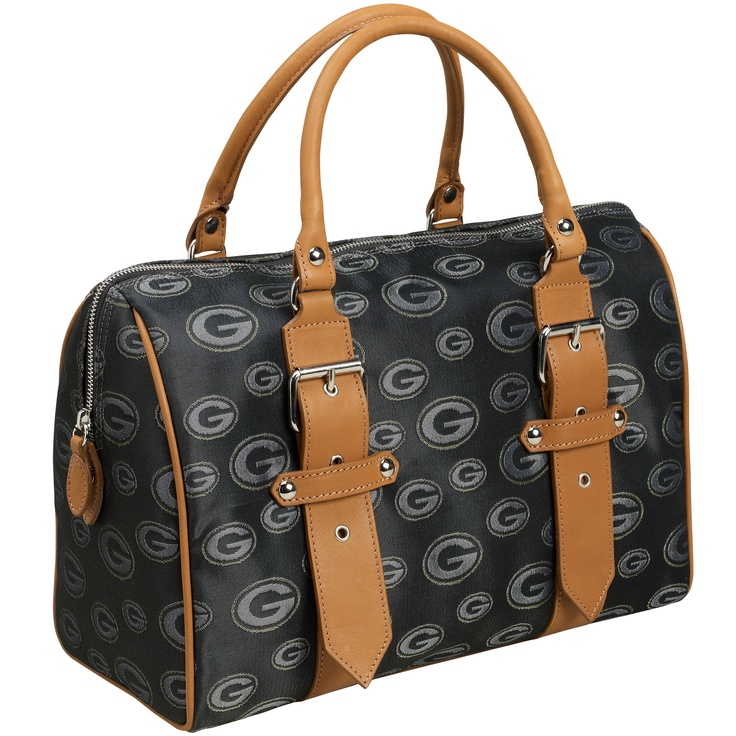 Green Bay Packer Tailgate Purse. $390.00 I SO want this :-)