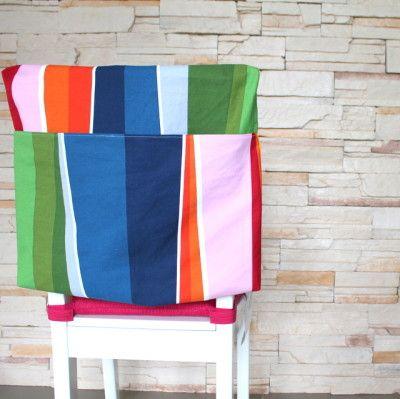 Chair Bag Tutorial Step-by-Step  by:-CraftyMummy