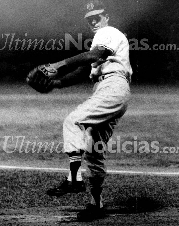 """José de la Trinidad """"Carrao"""" Bracho fue un lanzador venezolano, considerado como uno de los mejores de la historia en ese país, nació en 1928. Foto: ARchivo Fotográfico/Grupo Últimas Noticias"""