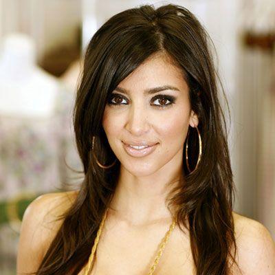 kim kardashian with layers in her hair | Kim Kardashian - 2006 - Kim Kardashian - Transformation - Hair ...