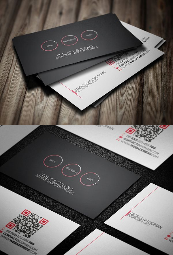 85 best Business Cards images on Pinterest | Advertising, Business ...