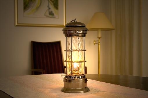 Kindersichere Öllampen und CO2-neutrale Lampenöle schützen die Umwelt …