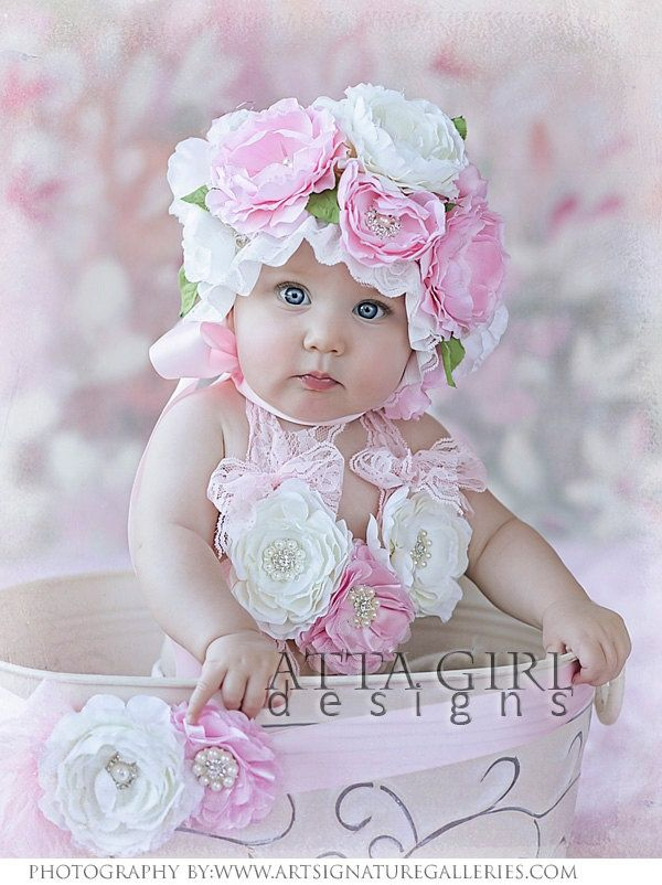~ ♥ ~ CRЀME BOUQUET ~ ♥ ~ Absolutely Adorable!!!