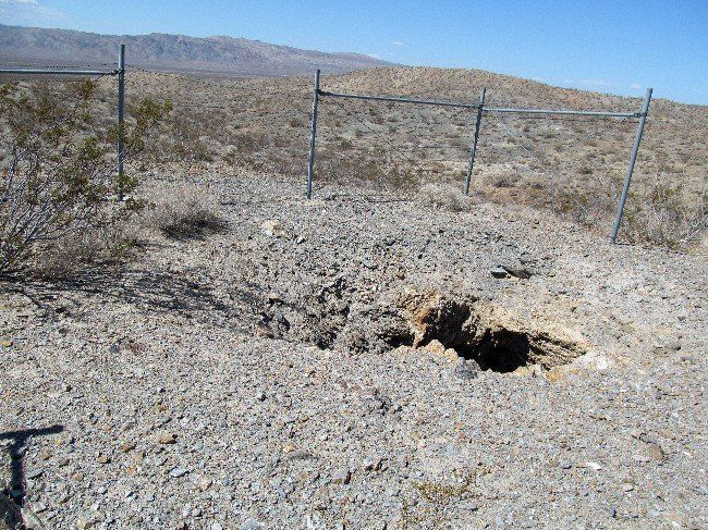 PRIVATEER Lode Mining Claim, Johannesburg District, Kern County, California