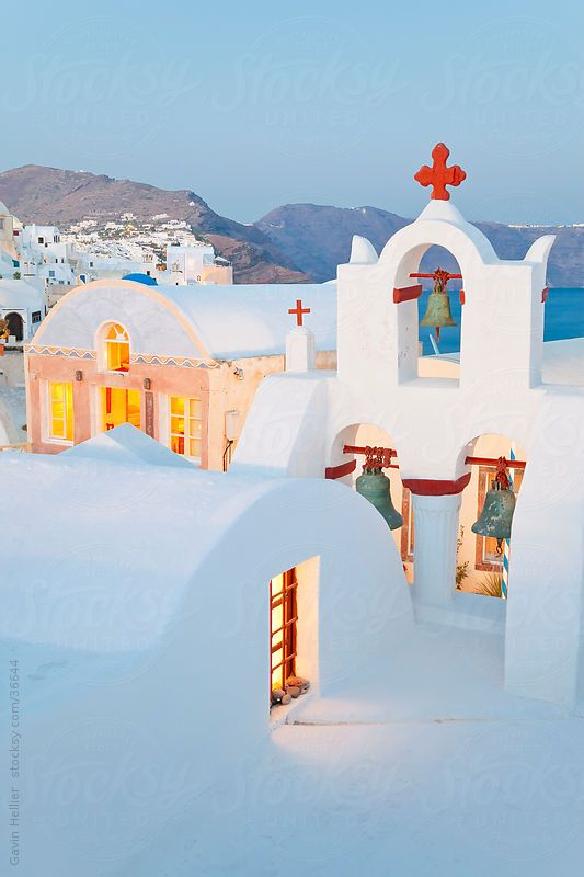 Oia, Santorini, Greece                                                                                                                                                                                 More
