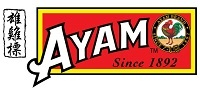 Ayam range of gluten free cooking sauces.