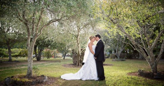Markovina Vineyard in Kumeu, a stunning setting for ceremony and wedding photos