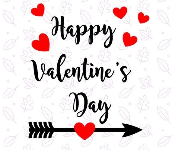 Happy Valentines Day Svg Valentine Svg File Heart Svg Love Etsy In 2020 Happy Valentines Day Pictures Images For Valentines Day Valentines Day Background