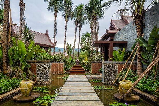 Wanda Vista Xishuangbanna Resort | OAD | office 4 architecture design | hotel & Resort designer | Archinect
