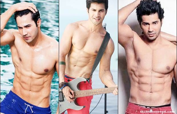 Wants a physique like Varun Dhawan?Follow his health secrets!!