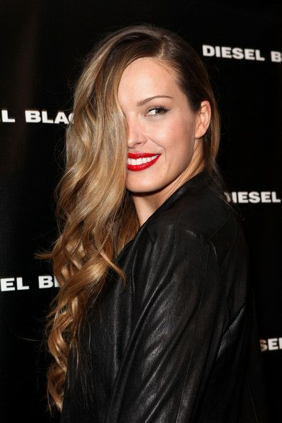 Can you tell I like Petra Nemcova's hair =3