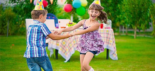 Τα καλύτερα τραγούδια για ξέφρενο παιδικό πάρτυ!