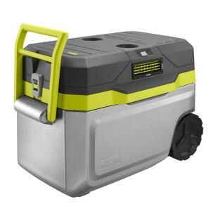 Ryobi Air Conditioned Cooler P3370 at The Home Depot - Mobile
