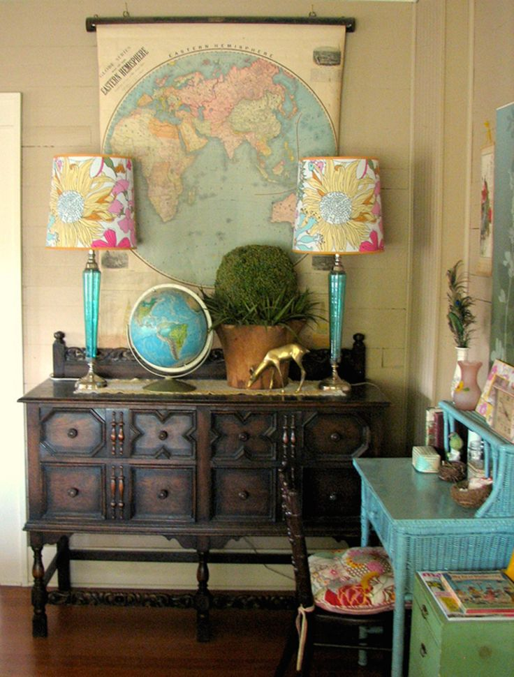 The Thrift Store Decor Group  Home Inspiration  Funky