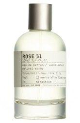Le Labo 'Rose 31' Eau de Parfum available at #Nordstrom
