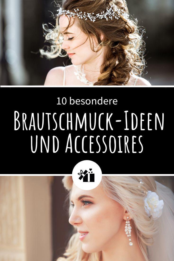 Pin Auf Braut Make Up Frisur Accessoires