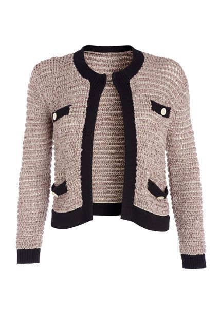 Trim Cardigan - Roksanda Ilincic for Debenhams - Fashion & Shopping News (houseandgarden.co.uk)
